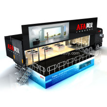 Mobile Stage Truck  LED Screen